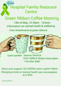 Green Ribbon Poster 2015